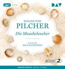 Die Muschelsucher, 2 MP3-CDs