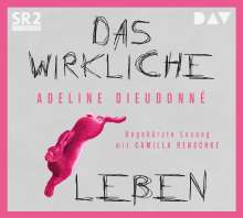 Adeline Dieudonné: Das wirkliche Leben, 4 CDs