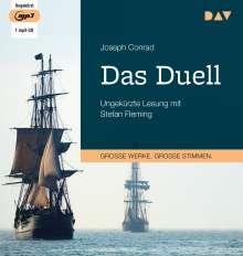 Joseph Conrad: Das Duell, MP3-CD