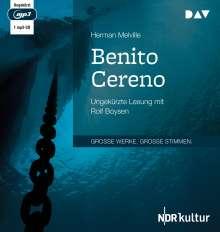 Herman Melville: Benito Cereno, MP3-CD