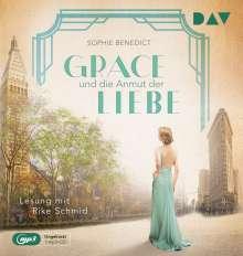 Sophie Benedict: Grace und die Anmut der Liebe, MP3-CD