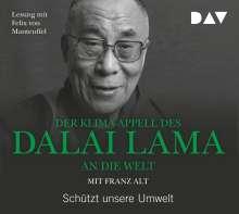 Der Klima-Appell des Dalai Lama an die Welt., CD