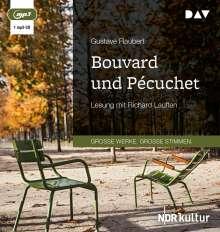 Gustave Flaubert: Bouvard und Pécuchet, MP3-CD
