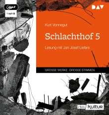 Kurt Vonnegut: Schlachthof 5, MP3-CD