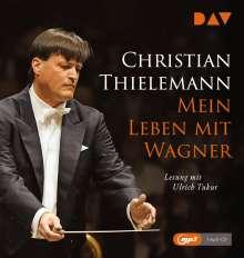 Christian Thielemann: Mein Leben mit Wagner, MP3-CD