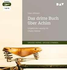 Uwe Johnson: Das dritte Buch über Achim, MP3-CD