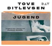 Tove Ditlevsen: Jugend, 4 CDs
