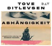 Tove Ditlevsen: Abhängigkeit, 4 CDs