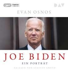 Joe Biden-Ein Porträt, MP3-CD