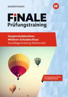 Eugen Bauhoff: FiNALE Prüfungstraining - Hauptschulabschluss, Mittlerer Schulabschluss. Mathematik, 1 Buch und 1 Diverse