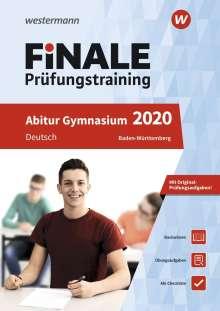 Gerhard Altmann: FiNALE Prüfungstraining 2020 Abitur Baden-Württemberg. Deutsch, 1 Buch und 1 Diverse