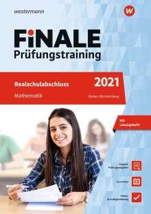 Bernhard Humpert: FiNALE Prüfungstraining 2021 Realschulabschluss Baden-Württemberg. Mathematik, 1 Buch und 1 Diverse