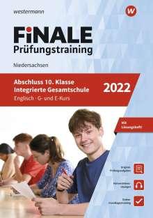Christine Hensel: FiNALE Prüfungstraining Abschluss Integrierte Gesamtschule Niedersachsen. Englisch 2022, Buch