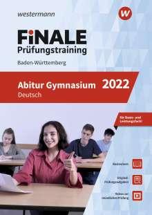 Gerhard Altmann: FiNALE Prüfungstraining Abitur Baden-Württemberg. Deutsch 2022, Buch