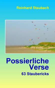 Reinhard Staubach: Possierliche Verse, Buch