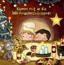 Hans-Christian Schmidt: Komm mit in die Weihnachtsbäckerei, Buch