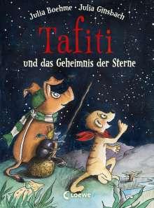 Julia Boehme: Tafiti und das Geheimnis der Sterne, Buch