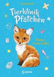 Lucy Daniels: Tierklinik Pfötchen 3 - Kleiner Fuchs in Not, Buch