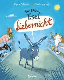 Martin Baltscheit: Der kleine Esel Liebernicht, Buch
