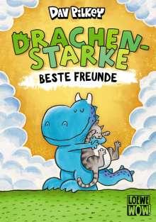 Dav Pilkey: Drachenstarke beste Freunde, Buch