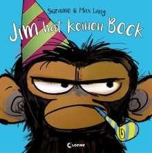Suzanne Lang: Jim hat keinen Bock, Buch