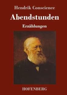 Hendrik Conscience: Abendstunden, Buch