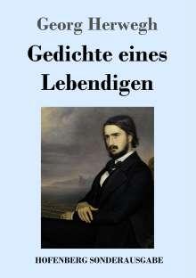 Georg Herwegh: Gedichte eines Lebendigen, Buch
