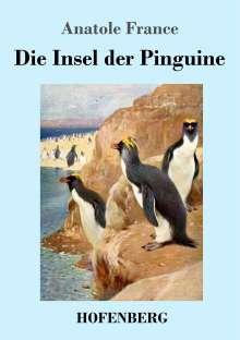 Anatole France: Die Insel der Pinguine, Buch