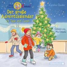 Karoline Sander: Der große Adventskalender, 2 CDs