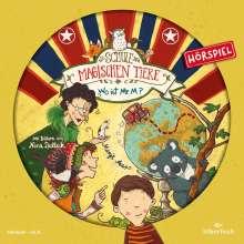Margit Auer: Die Schule der magischen Tiere 07: Wo ist Mr. M?, CD