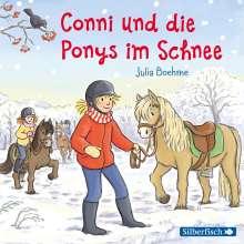 Julia Boehme: Conni und die Ponys im Schnee, CD