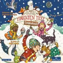 Margit Auer: Die Schule der magischen Tiere: Eingeschneit! Ein Winterabenteuer, 2 CDs