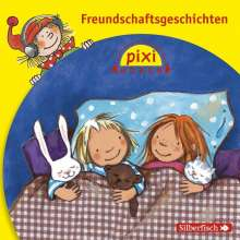 Miriam Cordes: Pixi Hören: Freundschaftsgeschichten, CD