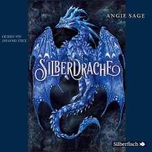 Angie Sage: Silberdrache, CD