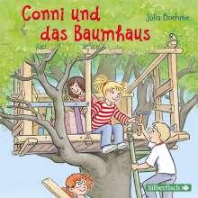 Julia Boehme: Conni und das Baumhaus (Meine Freundin Conni - ab 6 ), CD