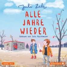 Juli Zeh: Alle Jahre wieder, CD