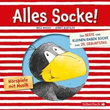 Nele Moost: Alles Socke! (Kleiner Rabe Socke), CD
