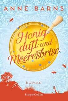 Anne Barns: Honigduft und Meeresbrise, Buch