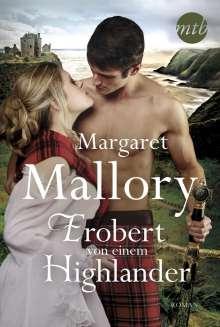 Margaret Mallory: Erobert von einem Highlander, Buch