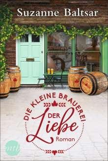 Suzanne Baltsar: Die kleine Brauerei der Liebe, Buch