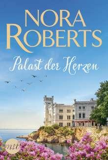 Nora Roberts: Palast der Herzen, Buch