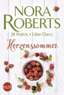 Nora Roberts: Herzenssommer, Buch