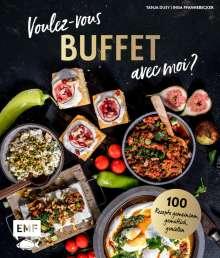 Inga Pfannebecker: Voulez-vous Buffet avec moi?, Buch
