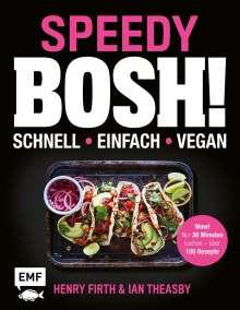 Henry Firth: Speedy Bosh! schnell - einfach - vegan, Buch