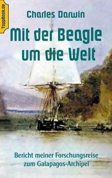 Charles Darwin: Mit der Beagle um die Welt, Buch