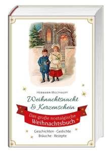 Hermann Multhaupt: Weihnachtsnacht & Kerzenschein, Buch