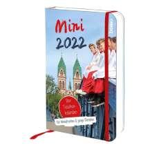 Guido Erbrich: Mini 2022, Kalender