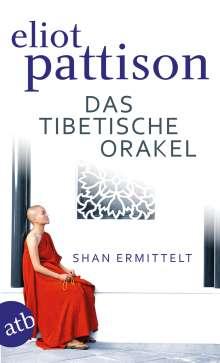 Eliot Pattison: Das tibetische Orakel, Buch