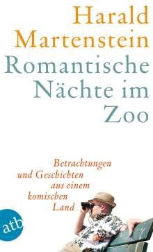 Harald Martenstein: Romantische Nächte im Zoo, Buch
