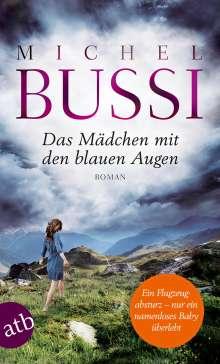 Michel Bussi: Das Mädchen mit den blauen Augen, Buch